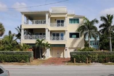 8773 W Gulf Boulevard, Treasure Island, FL 33706 - #: A4417636