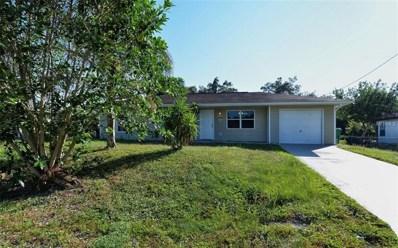 2168 Bendway Drive, Port Charlotte, FL 33948 - MLS#: A4417735