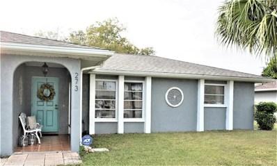 273 Dorchester Drive, Venice, FL 34293 - #: A4417929