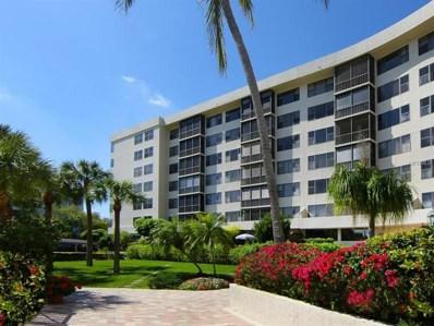 5855 Midnight Pass Road UNIT 524, Sarasota, FL 34242 - #: A4418018