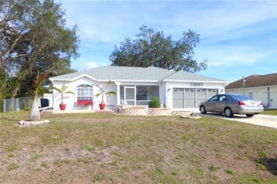 2676 Logsdon Street, North Port, FL 34287 - MLS#: A4418031