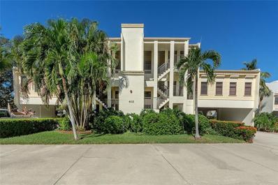 4112 128TH Street W UNIT 604, Cortez, FL 34215 - MLS#: A4418082
