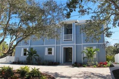 5025 Sandy Beach Avenue, Sarasota, FL 34242 - MLS#: A4418178