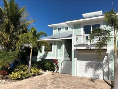 306 Clark Drive UNIT A, Holmes Beach, FL 34217 - MLS#: A4418184