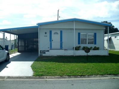 206 49TH Avenue W, Bradenton, FL 34207 - MLS#: A4418448