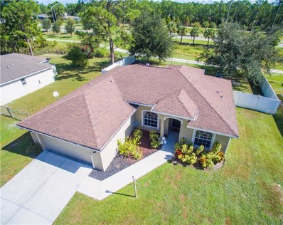 2760 Dongola Street, North Port, FL 34291 - MLS#: A4418490