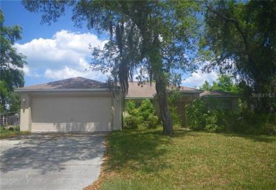 8129 Spanish Oak Drive, Spring Hill, FL 34606 - MLS#: A4418580
