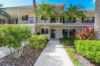 7050 Fairway Bend Lane UNIT 165, Sarasota, FL 34243 - MLS#: A4418651