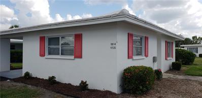 1814 Roxane Way UNIT 56, Sarasota, FL 34235 - MLS#: A4418719