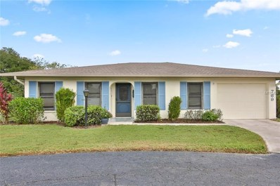 769 Vivienda South Court UNIT 10, Venice, FL 34293 - MLS#: A4418882