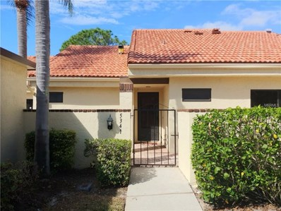 5341 Huntingwood Court UNIT 32, Sarasota, FL 34235 - #: A4419063