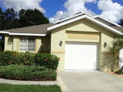 316 28TH Street W, Palmetto, FL 34221 - MLS#: A4419078