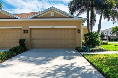 4007 Bridlecrest Lane, Bradenton, FL 34209 - MLS#: A4419350