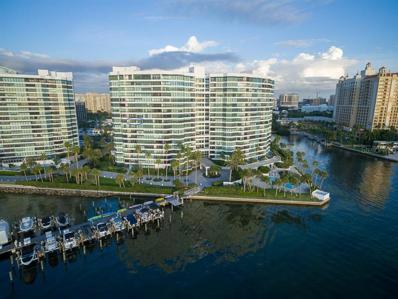 888 Blvd Of The Arts UNIT 1007, Sarasota, FL 34236 - MLS#: A4419355
