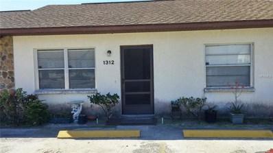 1312 54TH Avenue E UNIT 15-C, Bradenton, FL 34203 - MLS#: A4420017