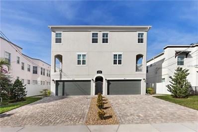 405 S Melville Avenue UNIT 1, Tampa, FL 33606 - MLS#: A4420399