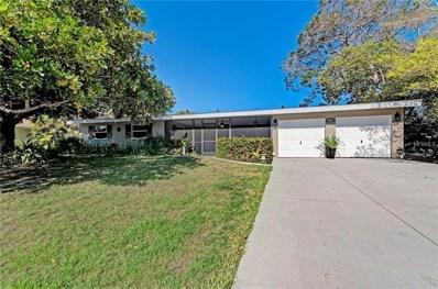 2726 Jefferson Circle, Sarasota, FL 34239 - MLS#: A4420549