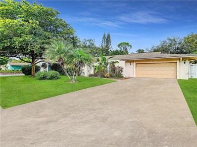 833 Wee Burn Street, Sarasota, FL 34243 - MLS#: A4420839