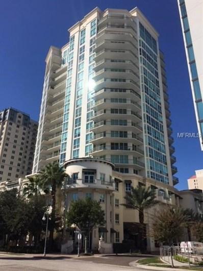 450 Knights Run Avenue UNIT 401, Tampa, FL 33602 - MLS#: A4420981