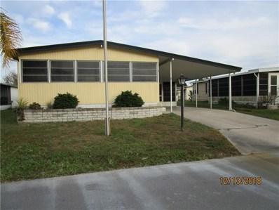 6710 36TH Avenue E UNIT 54, Palmetto, FL 34221 - MLS#: A4421608
