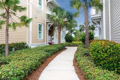 350 Castaway Cay Drive UNIT 101, Bradenton, FL 34209 - MLS#: A4422177