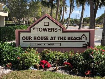 1055 Beach Road UNIT B-102, Sarasota, FL 34242 - MLS#: A4422493
