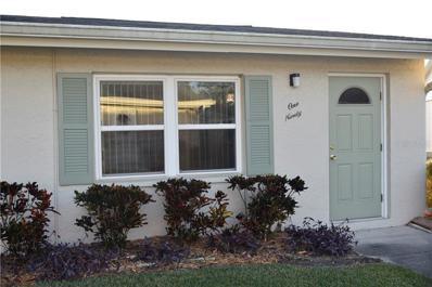 2202 Clubhouse Drive UNIT 190, Sun City Center, FL 33573 - #: A4422537