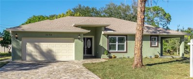 3250 Shamrock Drive, Venice, FL 34293 - MLS#: A4423273