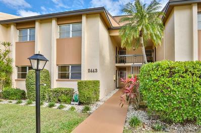 2443 Clubhouse Circle UNIT 201, Sarasota, FL 34232 - #: A4423399
