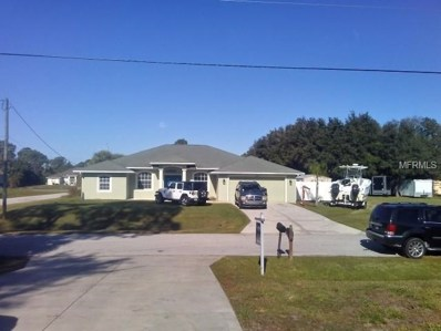 3032 Cincinnati Street, North Port, FL 34286 - MLS#: A4423852
