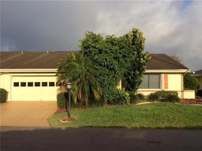 1401 Idlewood Drive UNIT 1401, Sun City Center, FL 33573 - MLS#: A4424096