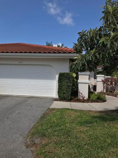 7343 Golf Pointe Circle, Sarasota, FL 34243 - MLS#: A4424706
