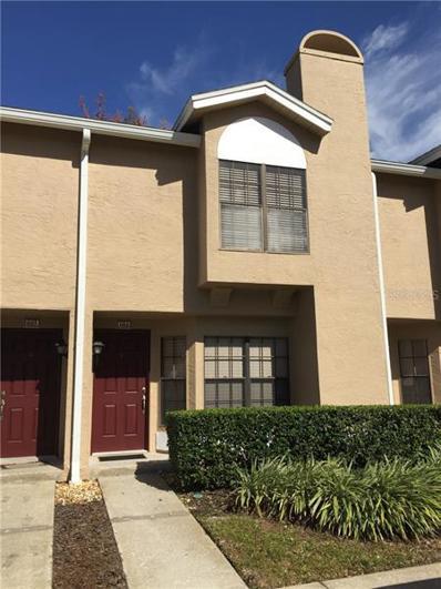 5100 Burchette Road UNIT 604, Tampa, FL 33647 - MLS#: A4425124