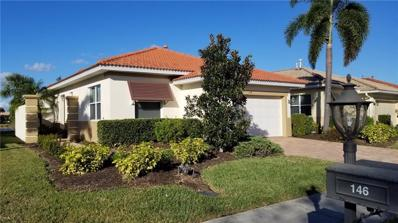 134 Mestre Place, North Venice, FL 34275 - #: A4426577