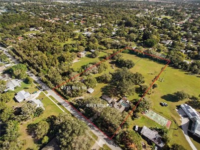 4939 Bliss Road, Sarasota, FL 34233 - #: A4428170