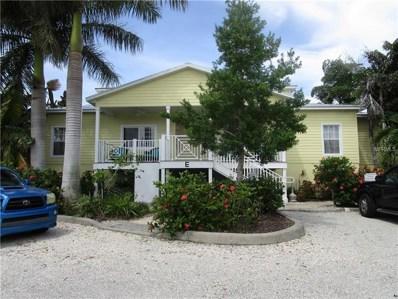 1084 Sun N Sea Drive UNIT 103E, Sarasota, FL 34242 - #: A4428674