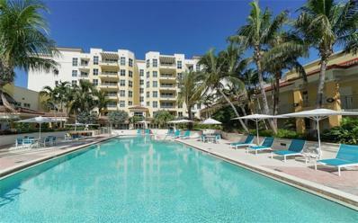 100 Central Avenue UNIT F1014, Sarasota, FL 34236 - #: A4428676