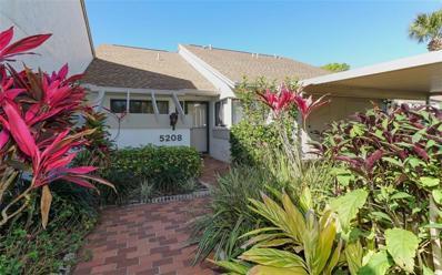 5208 Myrtle Wood UNIT 4, Sarasota, FL 34235 - MLS#: A4429680