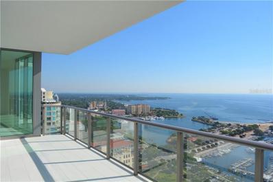 100 1ST Avenue N UNIT 3302, St Petersburg, FL 33701 - MLS#: A4430793