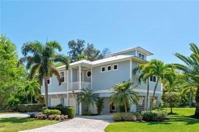 383 Firehouse Lane, Longboat Key, FL 34228 - MLS#: A4431870