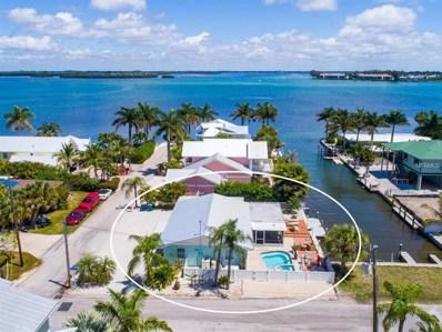 400 21ST Place, Bradenton Beach, FL 34217 - #: A4432229