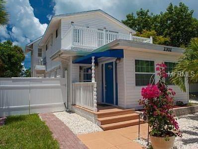 2302 Avenue B, Bradenton Beach, FL 34217 - #: A4432254