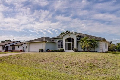 4035 Vermont Lane, North Port, FL 34287 - MLS#: A4432268