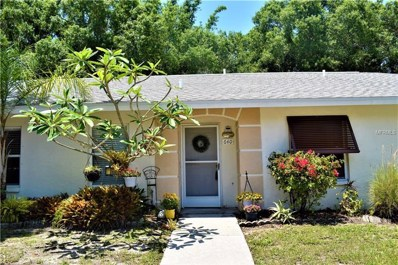 640 N Jefferson Avenue UNIT 14, Sarasota, FL 34237 - MLS#: A4436490