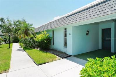 4160 Fruitville Road UNIT 59, Sarasota, FL 34232 - #: A4437328