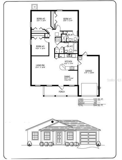 2109 3RD Avenue E, Palmetto, FL 34221 - #: A4437433