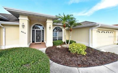 5518 61ST Street E, Bradenton, FL 34203 - MLS#: A4437654