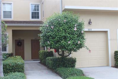 3833 Parkridge Circle UNIT 1-105, Sarasota, FL 34243 - MLS#: A4437747