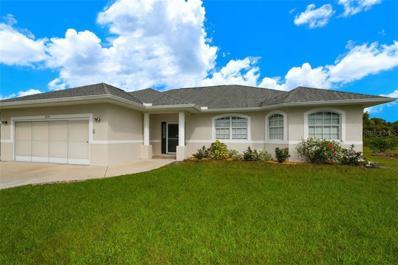 1876 Embassy Road, North Port, FL 34291 - MLS#: A4437805