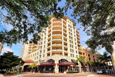 100 Central Avenue UNIT K917, Sarasota, FL 34236 - #: A4438730